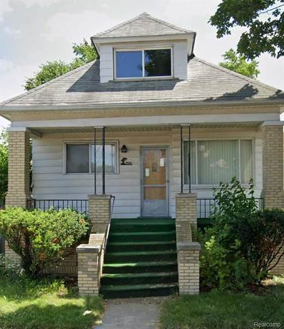 3970 Casmere Street, Detroit, MI 48212 (#2210088870) :: Real Estate For A CAUSE