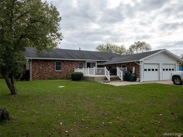 13165 N Neff Road, Vienna Twp, MI 48420 (#2210089000) :: National Realty Centers, Inc