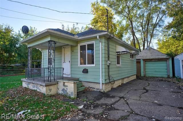 743 Neubert Avenue, Flint, MI 48507 (#2210089019) :: National Realty Centers, Inc
