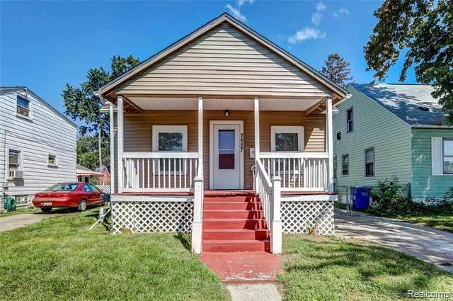 7527 Paige Avenue, Warren, MI 48091 (#2210089056) :: National Realty Centers, Inc