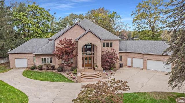 6076 Browns Lake Road, Summit Twp, MI 49203 (#55021112084) :: Real Estate For A CAUSE