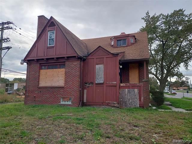 21733 W Mcnichols Road, Detroit, MI 48219 (#2210089097) :: BestMichiganHouses.com