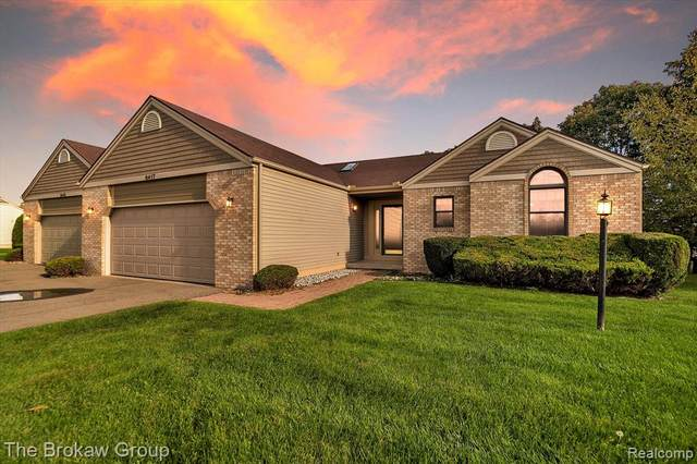 9417 Blue Spruce Court, Richfield Twp, MI 48519 (#2210089102) :: Real Estate For A CAUSE