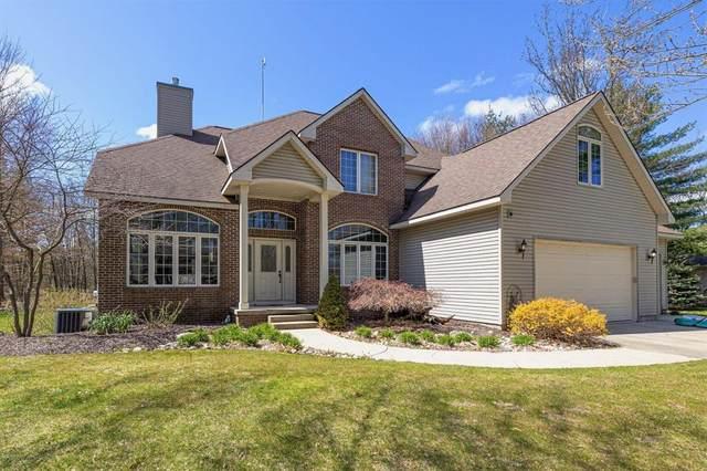 15200 Oakwood Drive, Big Rapids Twp, MI 49307 (#72021112103) :: National Realty Centers, Inc