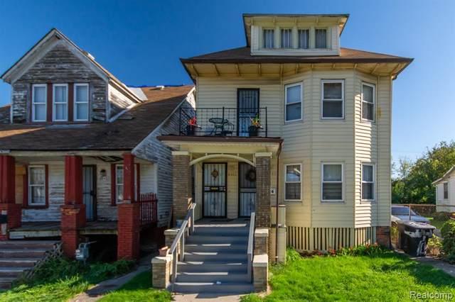 4840 Saint Clair Street, Detroit, MI 48214 (#2210089142) :: Real Estate For A CAUSE