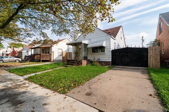 6816 Piedmont Street, Detroit, MI 48228 (#2210089169) :: Real Estate For A CAUSE