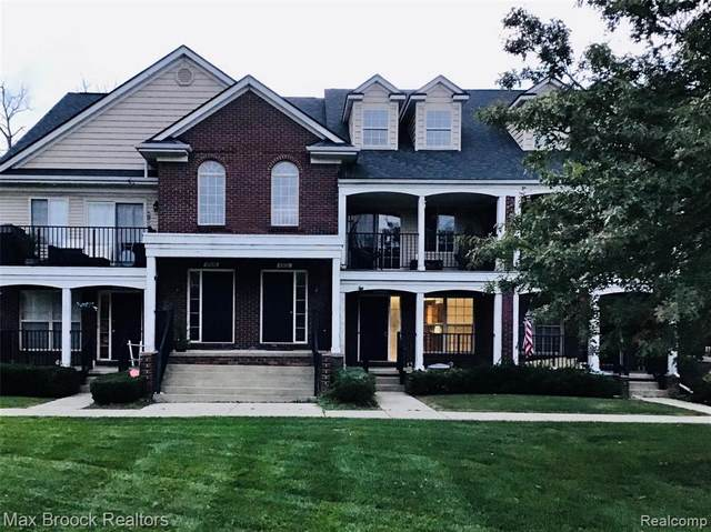 45654 Kennedy Avenue, Shelby Twp, MI 48315 (#2210089173) :: The Mulvihill Group