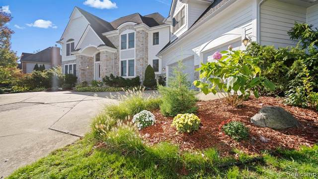 2203 Stonebridge Drive S, Ann Arbor, MI 48108 (#2210089180) :: Real Estate For A CAUSE
