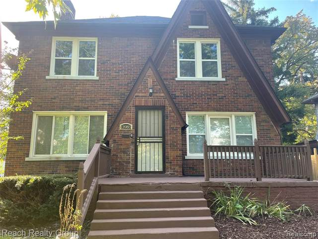 13985 Longacre Street, Detroit, MI 48227 (#2210089214) :: BestMichiganHouses.com