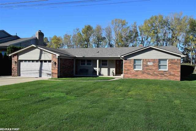 7348 Flamingo, Clay Twp, MI 48001 (#58050058816) :: Real Estate For A CAUSE