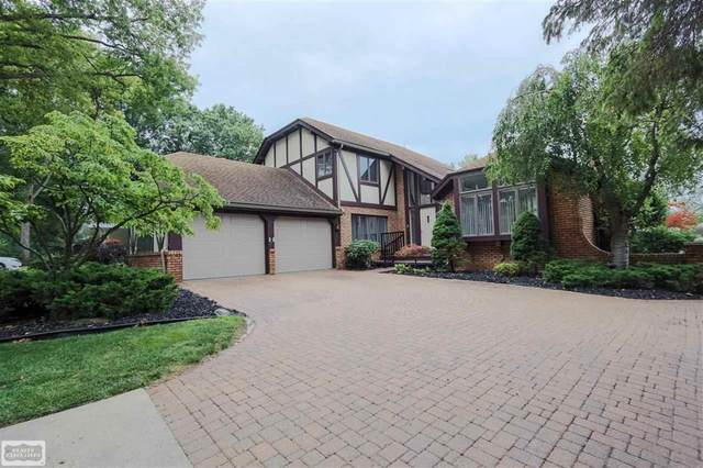 2555 Riverwood, Port Huron, MI 48060 (#58050058817) :: Real Estate For A CAUSE