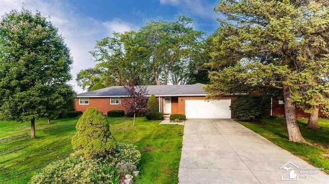 765 Ruff Dr., Frenchtown Twp, MI 48162 (#57050058821) :: The Mulvihill Group
