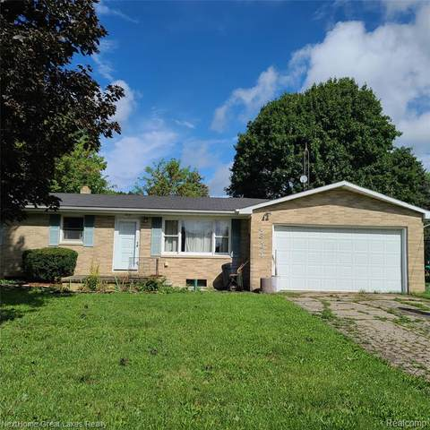 4321 Esta Drive, Genesee Twp, MI 48506 (#2210089228) :: Real Estate For A CAUSE