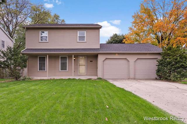 1875 Camille Drive SE, Kentwood Twp, MI 49546 (#65021112160) :: National Realty Centers, Inc
