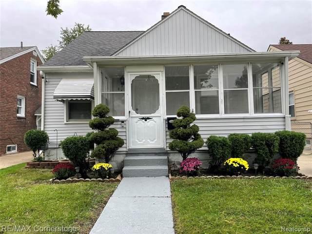 4600 Rosalie Street, Dearborn, MI 48126 (#2210089245) :: BestMichiganHouses.com