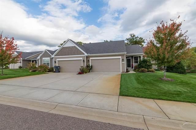 8899 Oak Meadow Cove, Portage, MI 49024 (#66021112179) :: Real Estate For A CAUSE