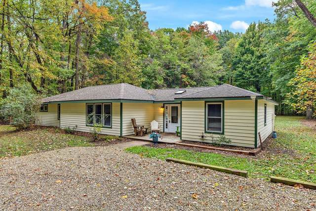 14632 Barker Lane, Chikaming Twp, MI 49116 (#69021112181) :: Real Estate For A CAUSE