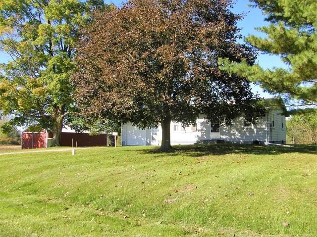 8393 Columbia Avenue, Pipestone Twp, MI 49111 (#69021112184) :: Real Estate For A CAUSE