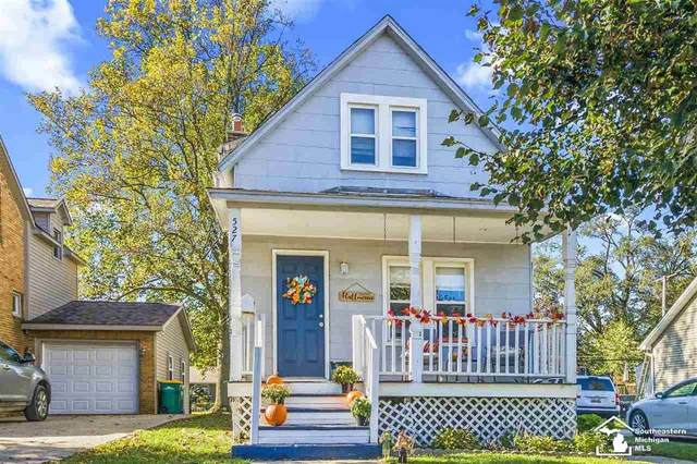 527 Riverview, Monroe, MI 48162 (#57050058849) :: The Mulvihill Group