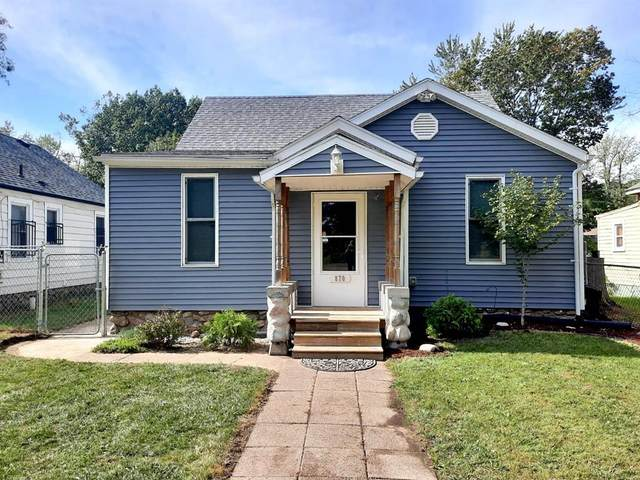 870 N Shore Drive, BENTON TWP, MI 49022 (#65021112191) :: Real Estate For A CAUSE