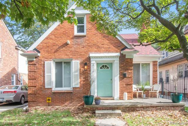 4248 Yorkshire Road, Detroit, MI 48224 (#2210089312) :: Real Estate For A CAUSE