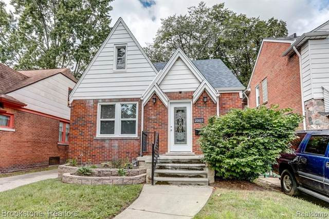 20409 Sheffield Road, Detroit, MI 48221 (#2210089318) :: Real Estate For A CAUSE