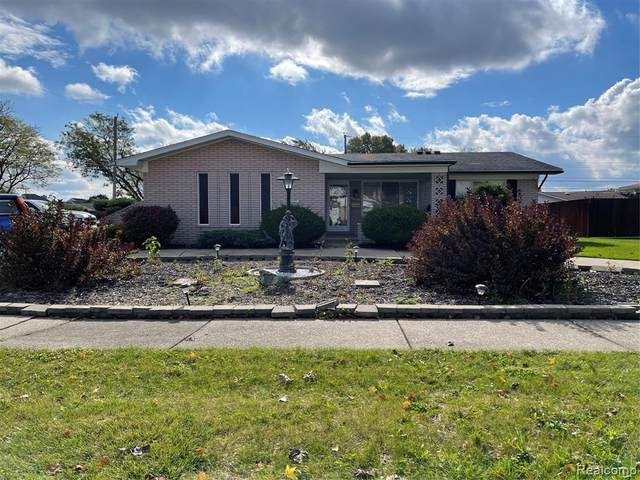 11460 Greendale Drive, Sterling Heights, MI 48312 (#2210089343) :: The Mulvihill Group
