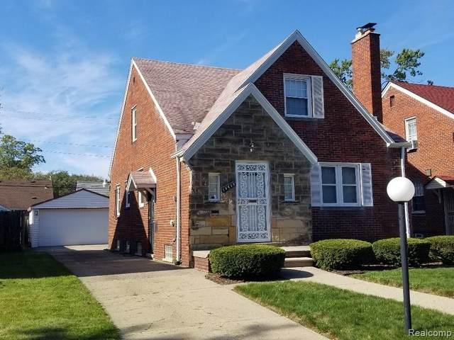 18459 Birwood Street, Detroit, MI 48221 (#2210089352) :: The Mulvihill Group