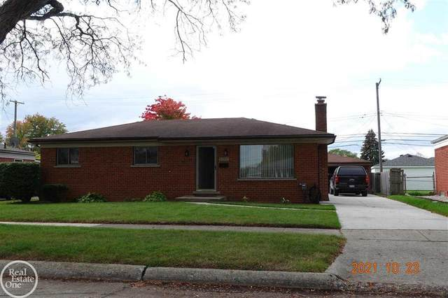 31551 Edwood Drive, Warren, MI 48088 (#58050058862) :: The BK Agency