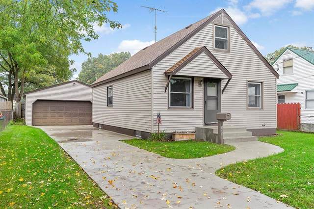 3921 Oriole Avenue SW, Wyoming, MI 49509 (#65021112221) :: National Realty Centers, Inc