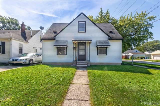 1787 Reo Avenue, Lincoln Park, MI 48146 (#2210089460) :: Real Estate For A CAUSE