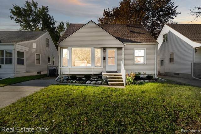 1583 Mclain Avenue, Lincoln Park, MI 48146 (#2210089464) :: Real Estate For A CAUSE