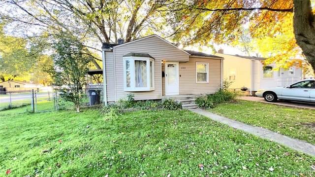 6305 Harold Street, Taylor, MI 48180 (#2210089496) :: Duneske Real Estate Advisors
