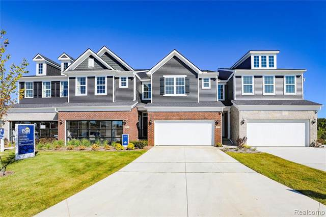 4747 Glenora Drive #12, Orion Twp, MI 48359 (#2210089518) :: Real Estate For A CAUSE