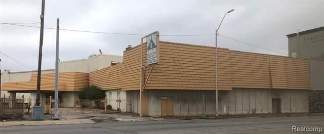 10709 W Grand River Avenue, Detroit, MI 48204 (#2210089530) :: National Realty Centers, Inc
