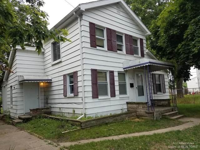 312 Parsons Street, Ypsilanti, MI 48198 (#543284631) :: Duneske Real Estate Advisors