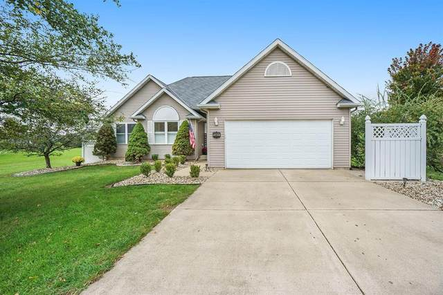 53400 Meadow View Lane, Antwerp Twp, MI 49079 (#66021112284) :: Real Estate For A CAUSE