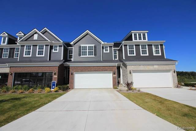 4703 Broomfield Way #7, Orion Twp, MI 48359 (#2210089656) :: Real Estate For A CAUSE