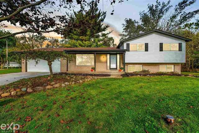 77000 Brown Rd, Bruce Twp, MI 48065 (#58050058956) :: The Mulvihill Group