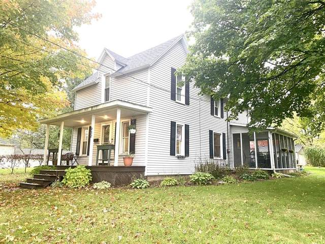 932 James St, Belding, MI 48809 (#59021112355) :: Real Estate For A CAUSE
