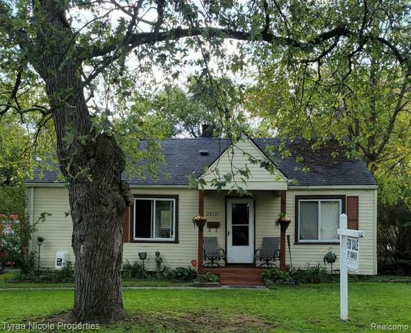 29131 Glenwood, Inkster, MI 48141 (#2210089747) :: National Realty Centers, Inc