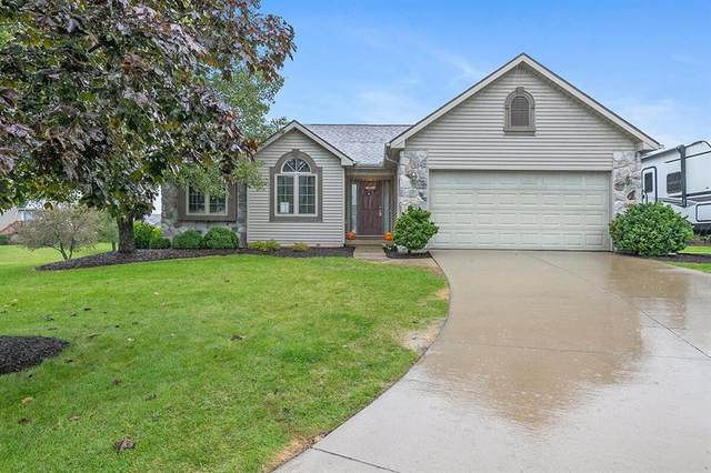 6465 Bentree Court SE, Gaines Twp, MI 49508 (#65021112389) :: National Realty Centers, Inc