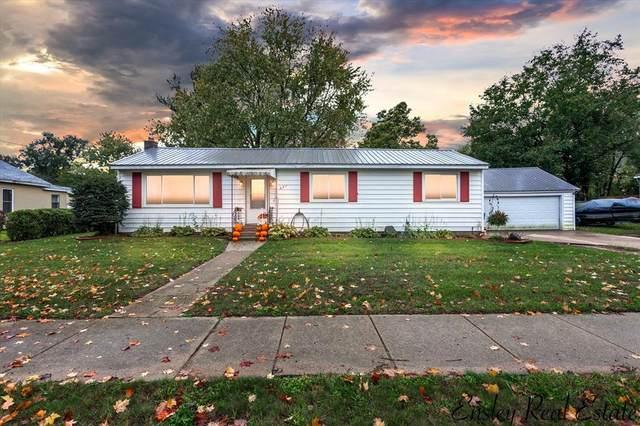 627 Harrison Avenue, Belding, MI 48809 (#65021112422) :: Real Estate For A CAUSE