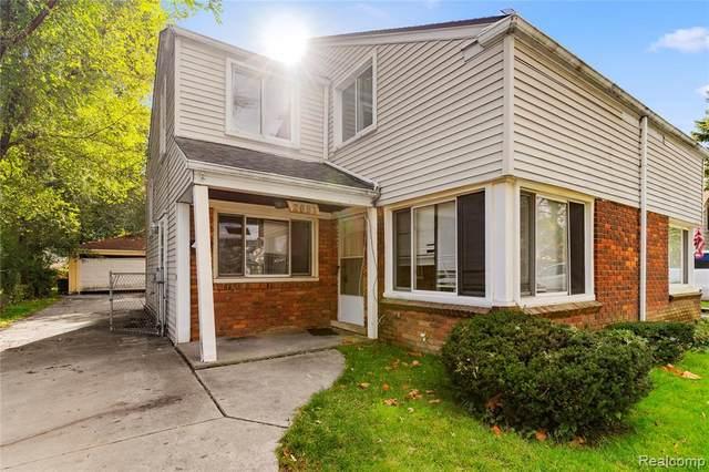 2081 Michigan Blvd, Lincoln Park, MI 48146 (#2210089975) :: Real Estate For A CAUSE