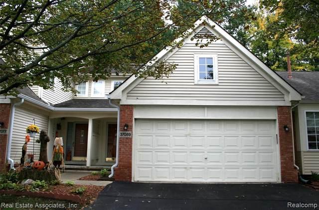37089 Amhurst Drive #41, Westland, MI 48185 (#2210089984) :: Real Estate For A CAUSE
