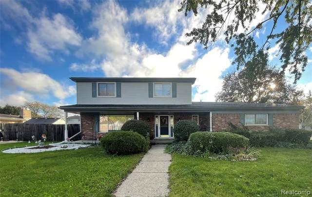32300 Northampton Drive, Warren, MI 48093 (#2210090052) :: Real Estate For A CAUSE
