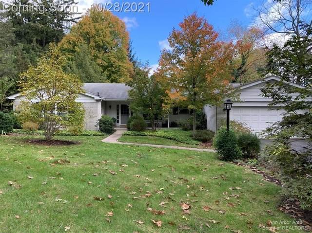 855 Arlington Boulevard, Ann Arbor, MI 48104 (#543284738) :: National Realty Centers, Inc