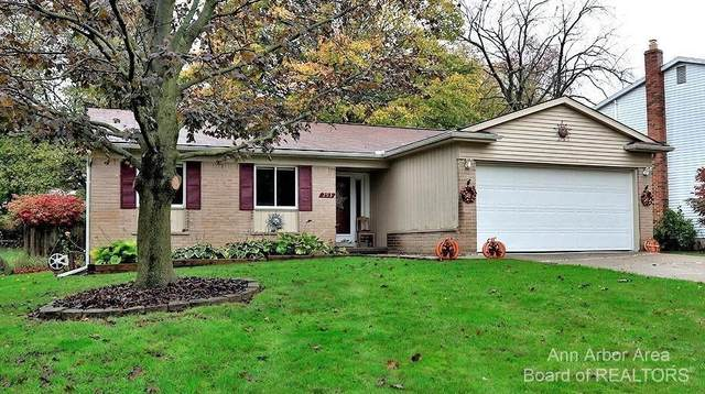 293 Valley Drive, Ypsilanti Twp, MI 48197 (#543284681) :: National Realty Centers, Inc