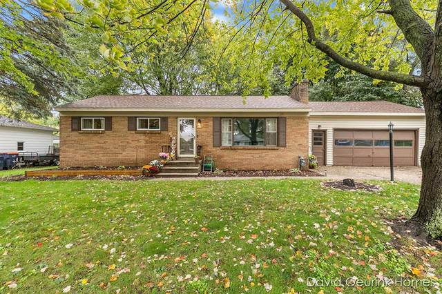 269 Hope Avenue, Holland, MI 49423 (#65021112507) :: National Realty Centers, Inc