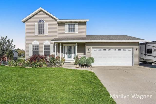 1327 Canary Grass Drive SE, Gaines Twp, MI 49508 (#65021112506) :: National Realty Centers, Inc